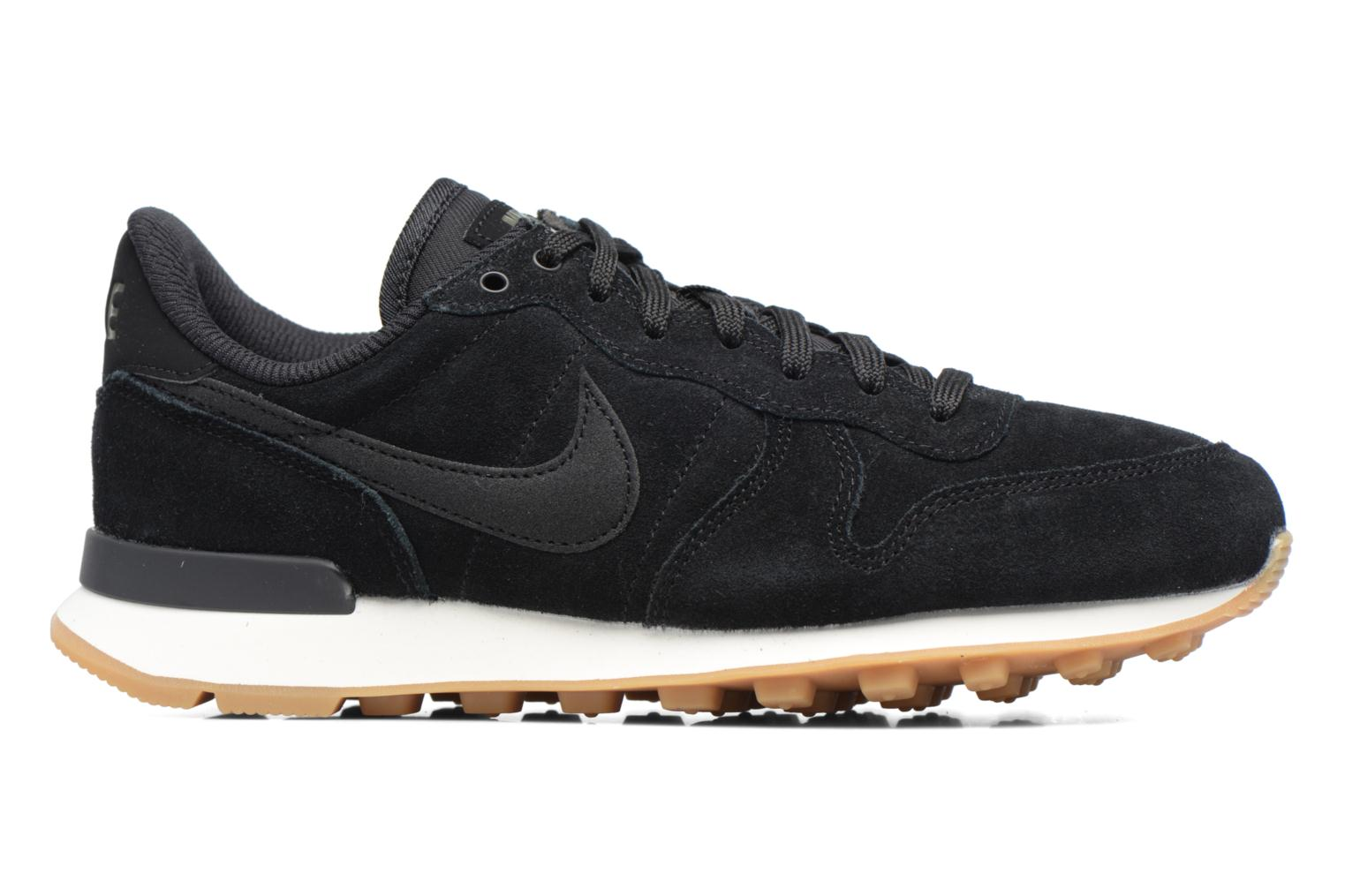 Sneakers Nike W Internationalist Se Zwart achterkant