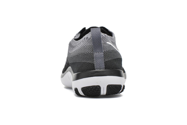 Sportschuhe Nike W Nike Free Tr Focus Flyknit schwarz ansicht von rechts