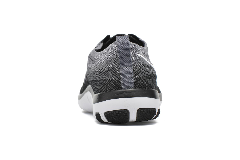 Chaussures de sport Nike W Nike Free Tr Focus Flyknit Noir vue droite