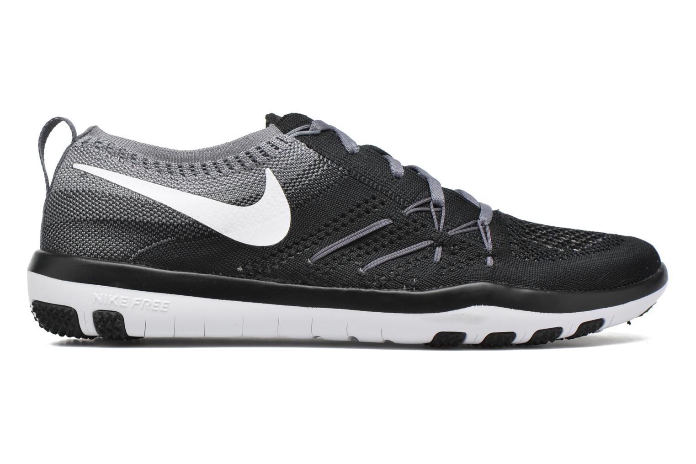 Sportschuhe Nike W Nike Free Tr Focus Flyknit schwarz ansicht von hinten