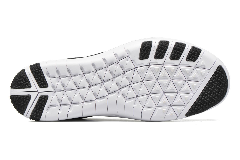 Chaussures de sport Nike W Nike Free Tr Focus Flyknit Noir vue haut