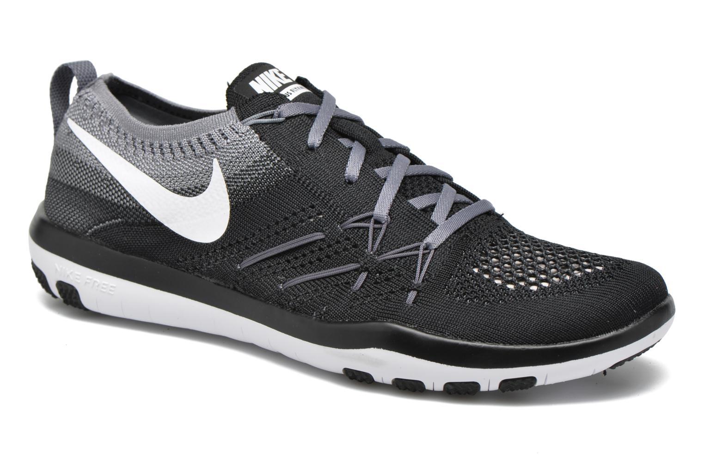 Sportschuhe Nike W Nike Free Tr Focus Flyknit schwarz detaillierte ansicht/modell