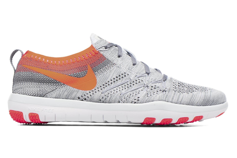 Sportschuhe Nike W Nike Free Tr Focus Flyknit grau ansicht von rechts