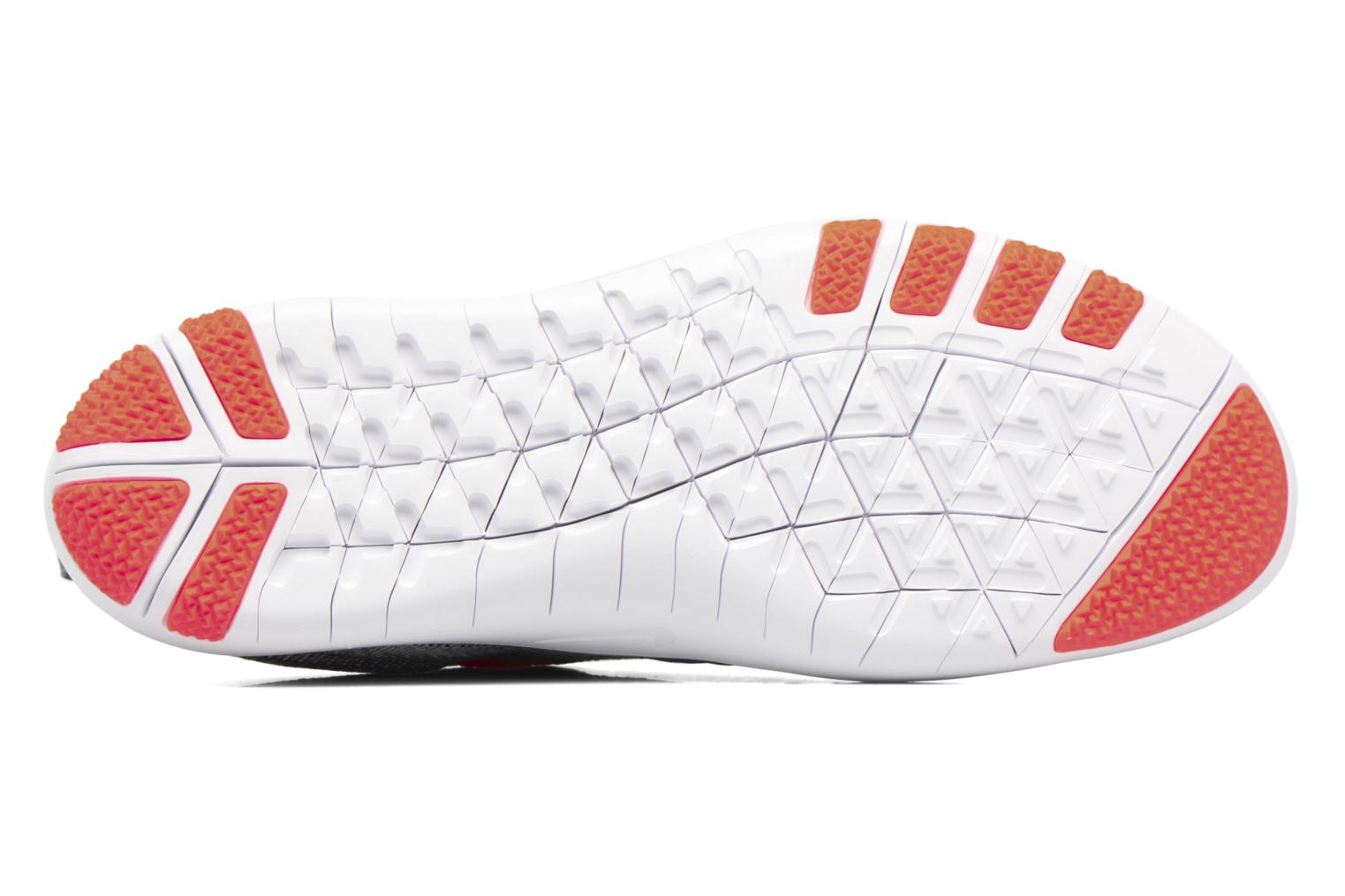 W Nike Free Tr Focus Flyknit Pure Platinum/Total Crimson-Cool Grey