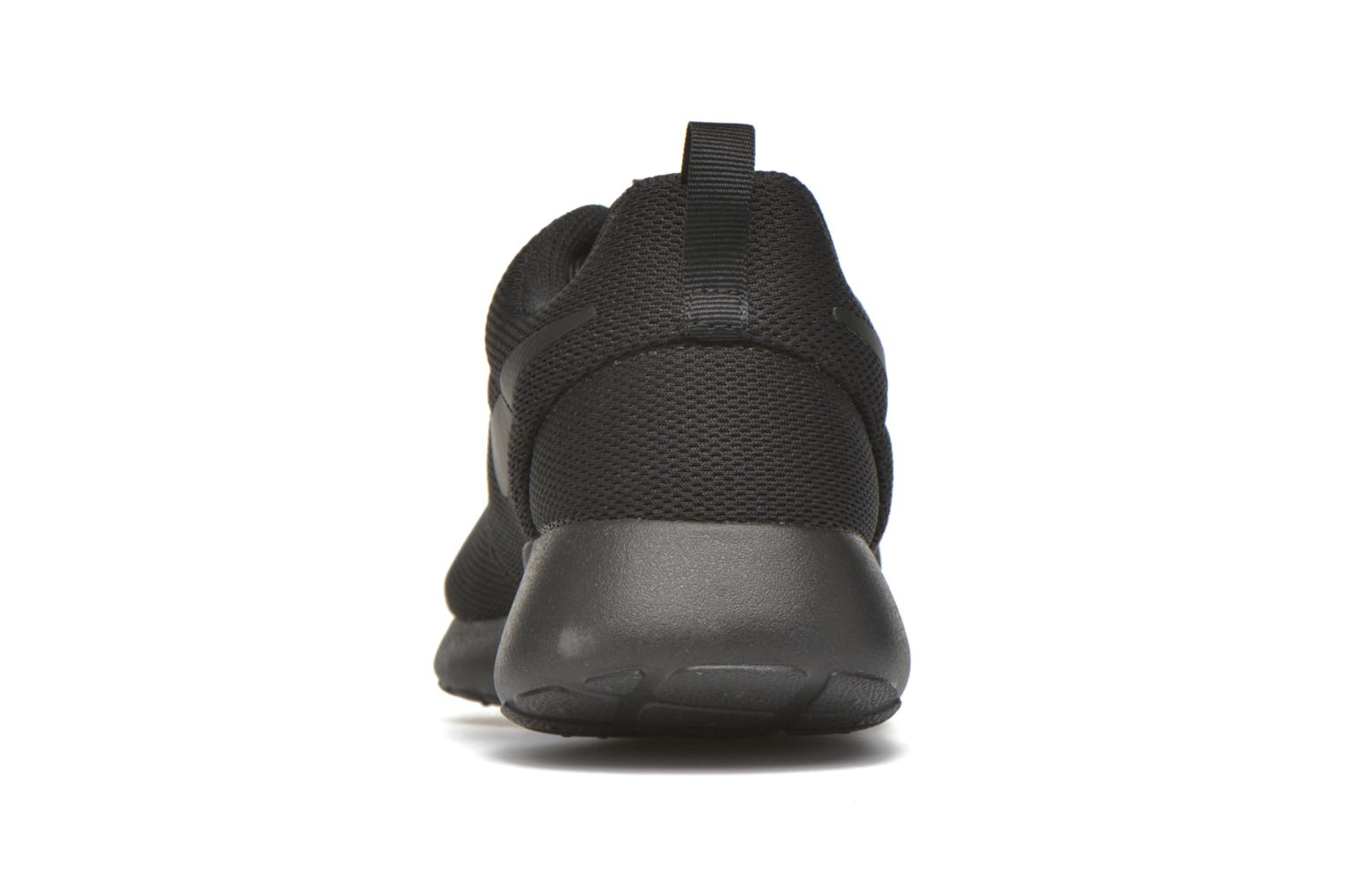Trainers Nike W Nike Roshe One Black view from the right