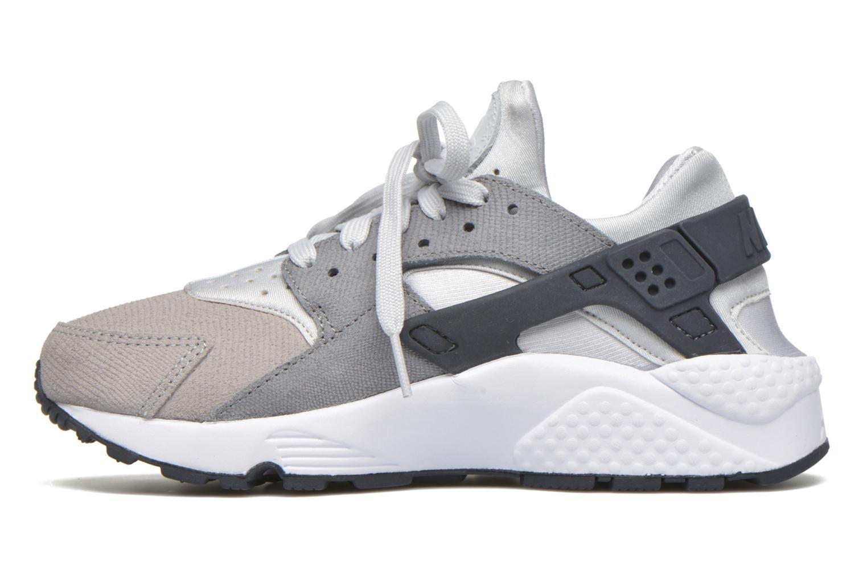 Sneaker Nike Wmns Air Huarache Run Prm grau ansicht von vorne