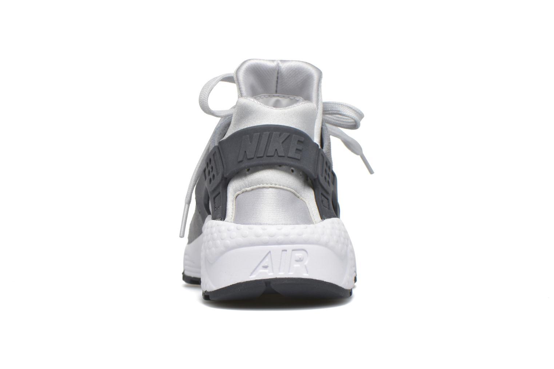 Baskets Nike Wmns Air Huarache Run Prm Gris vue droite
