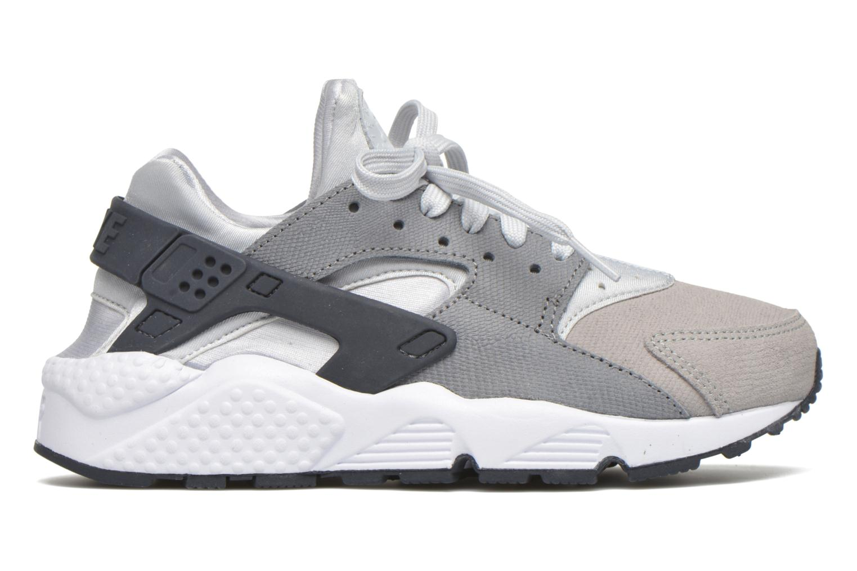 Sneakers Nike Wmns Air Huarache Run Prm Grijs achterkant