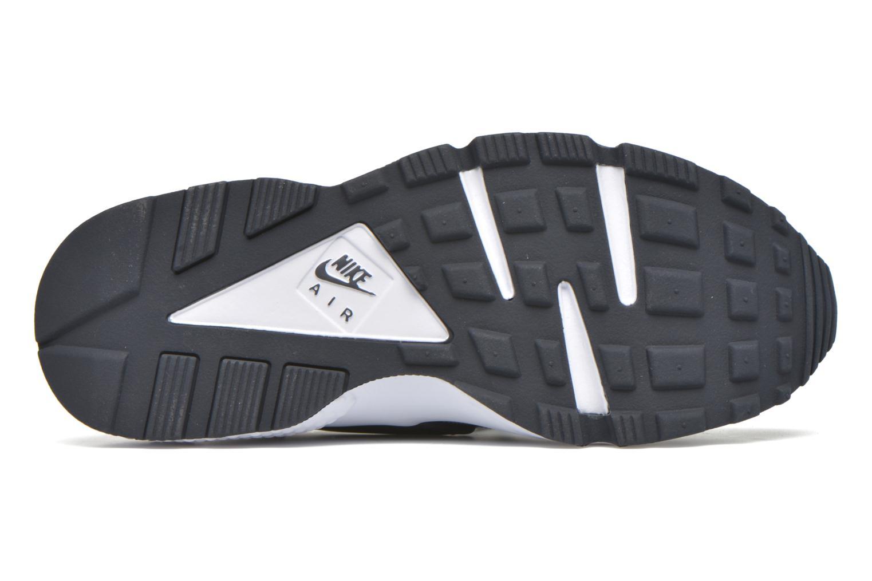 Baskets Nike Wmns Air Huarache Run Prm Gris vue haut