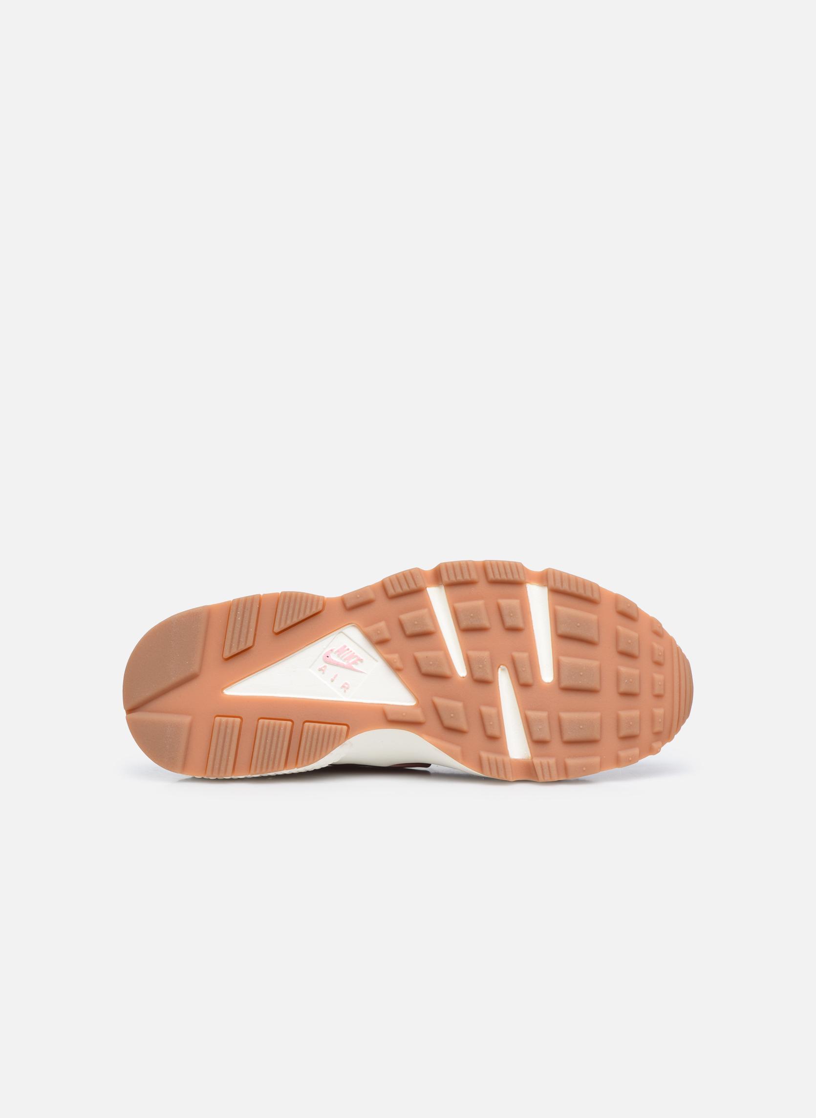 Sneakers Nike Wmns Air Huarache Run Prm Rosa immagine dall'alto