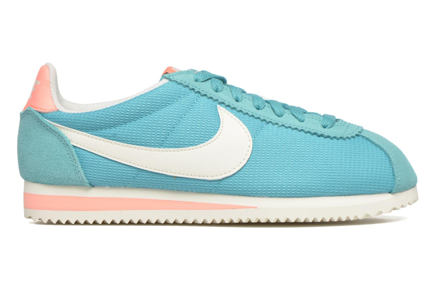 Trainers Nike Wmns Classic Cortez Txt Green back view