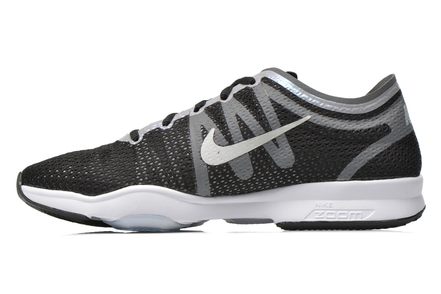 Sport shoes Nike Wmns Nike Air Zoom Fit 2 Black front view