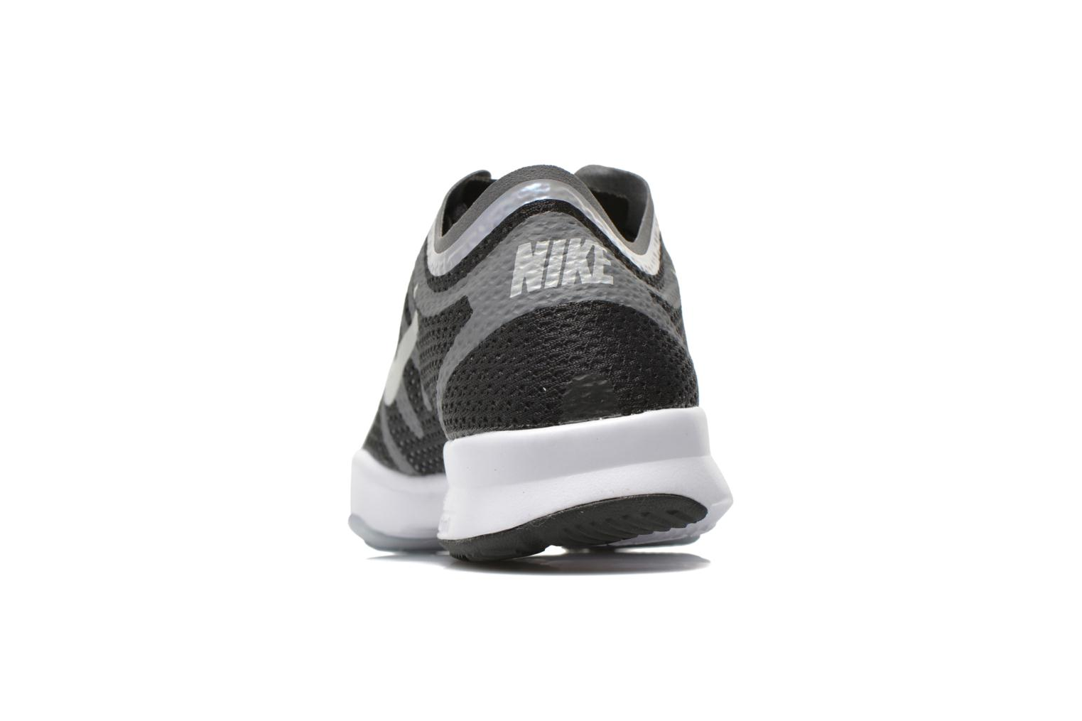 Sport shoes Nike Wmns Nike Air Zoom Fit 2 Black view from the right