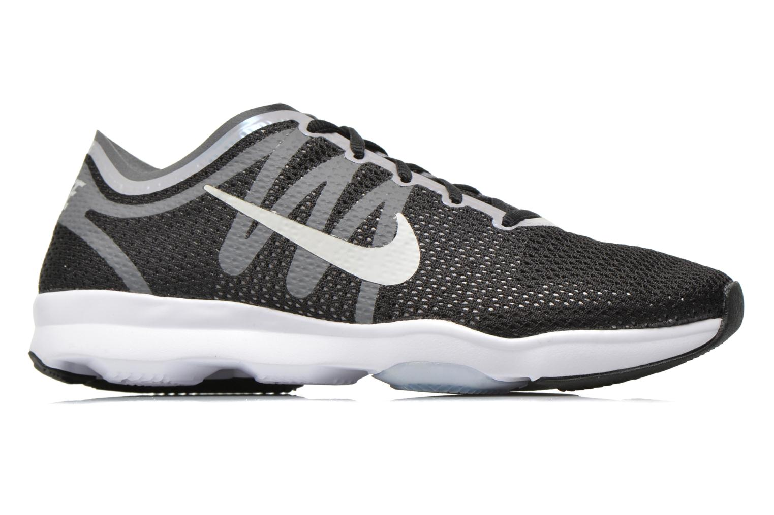 Sport shoes Nike Wmns Nike Air Zoom Fit 2 Black back view