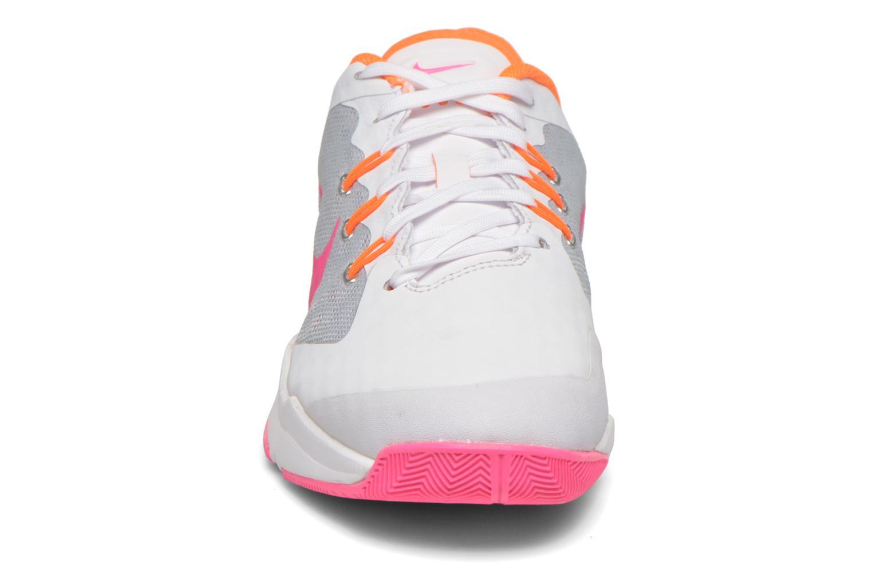 Chaussures de sport Nike Wmns Nike Air Zoom Ultra Blanc vue portées chaussures