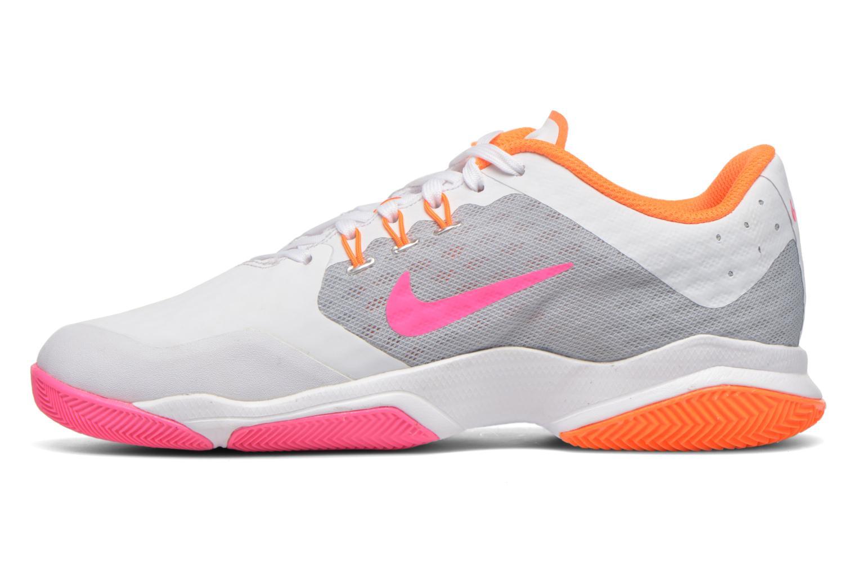 Sportschuhe Nike Wmns Nike Air Zoom Ultra weiß ansicht von vorne