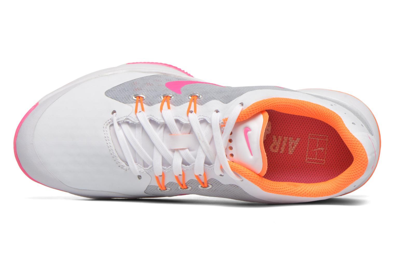 Sportschuhe Nike Wmns Nike Air Zoom Ultra weiß ansicht von links