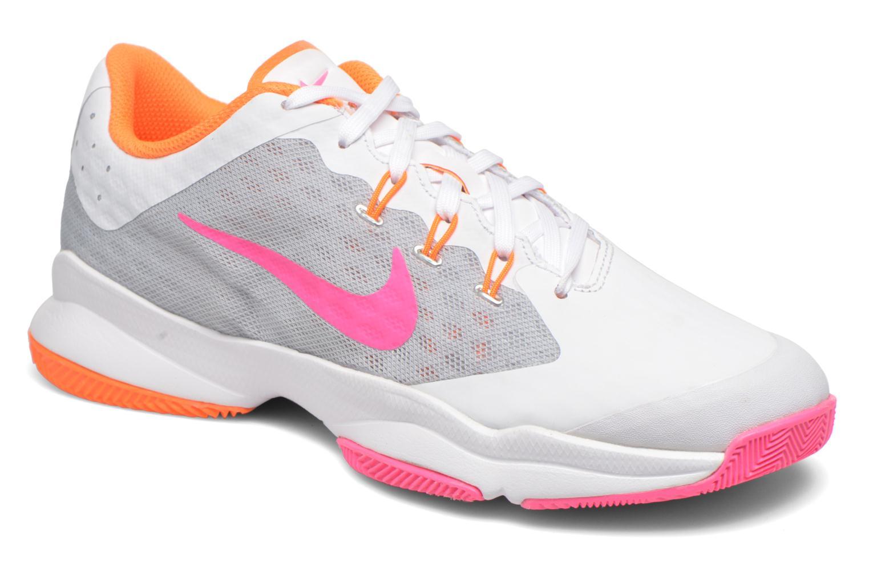 Wmns Nike Air Zoom Ultra Wht/Pnk Blst-Mtllc Slvr-Ttl Or