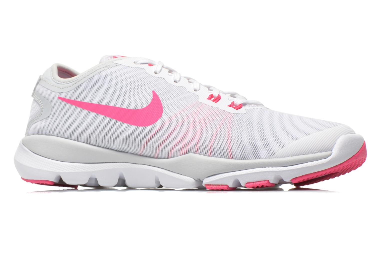 Chaussures de sport Nike Wmns Nike Flex Supreme Tr 4 Blanc vue derrière