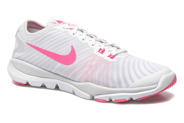 Chaussures de sport Nike Wmns Nike Flex Supreme Tr 4 Blanc vue détail/paire