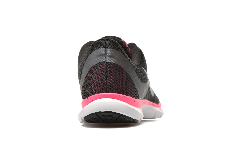 Chaussures de sport Nike Wmns Nike Flex Trainer 6 Bts Noir vue droite