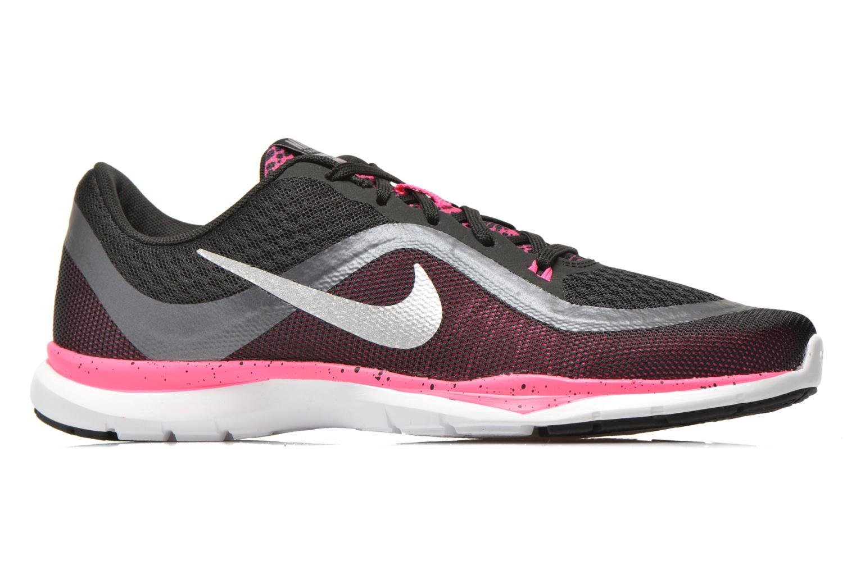 Chaussures de sport Nike Wmns Nike Flex Trainer 6 Bts Noir vue derrière