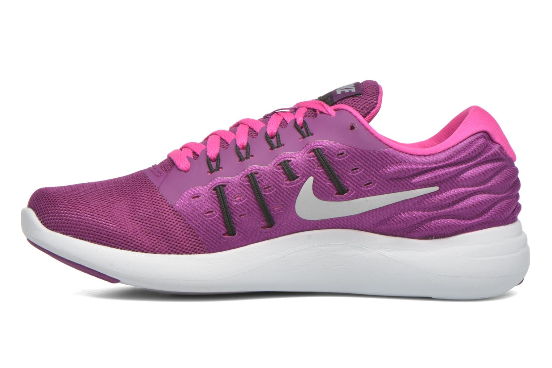 Zapatillas de deporte Nike Wmns Nike Lunarstelos Violeta      vista de frente