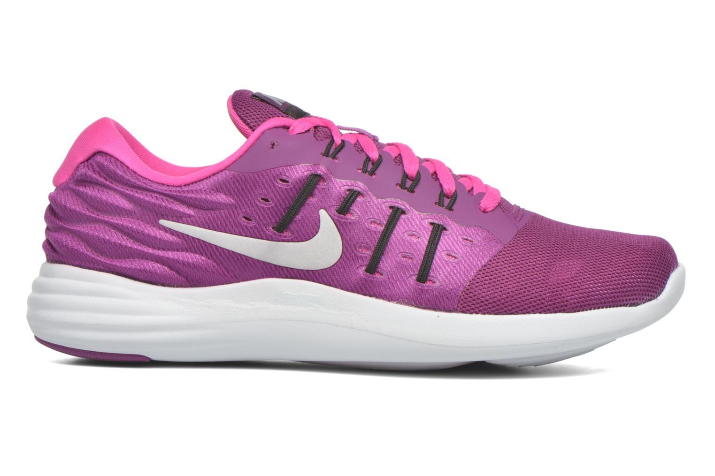 Zapatillas de deporte Nike Wmns Nike Lunarstelos Violeta      vistra trasera