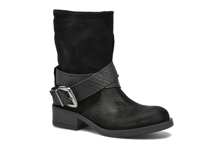 Grandes (Negro) descuentos últimos zapatos Sweet Lemon L.5.Entete (Negro) Grandes - Botines  Descuento ed705e