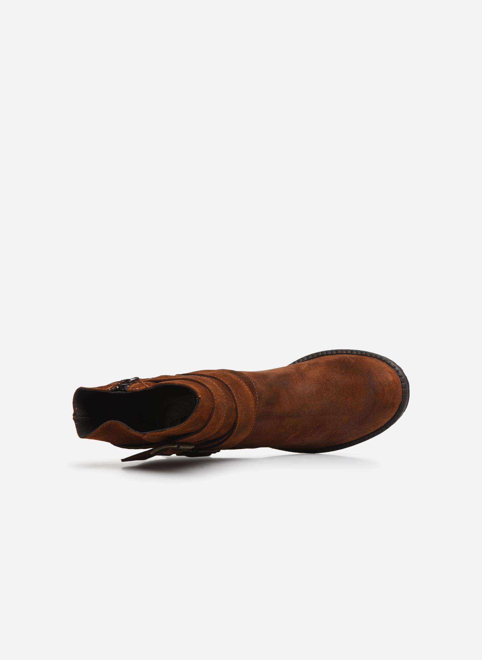 Stiefeletten & Boots Sweet Lemon L.5.Escofi schwarz ansicht von links