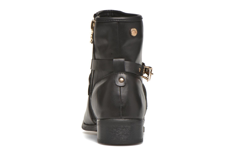 Bottines et boots Xti Snow-46149 Noir vue droite
