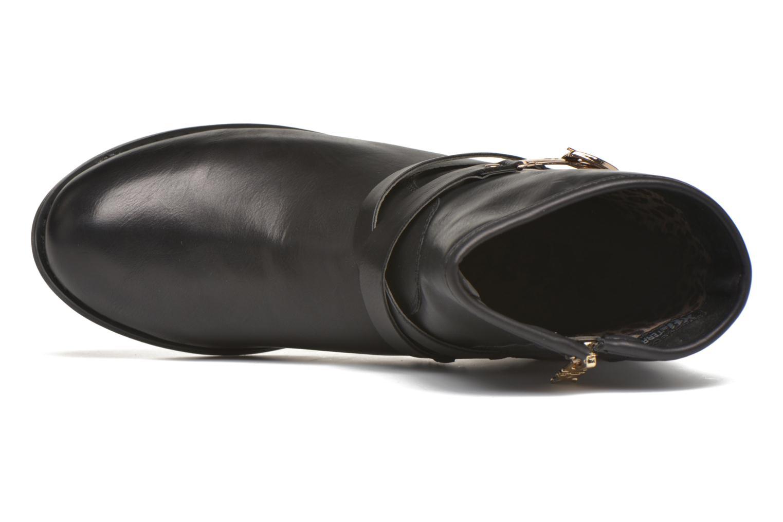 Bottines et boots Xti Snow-46149 Noir vue gauche