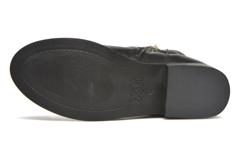 Bottines et boots Xti Snow-46149 Noir vue haut
