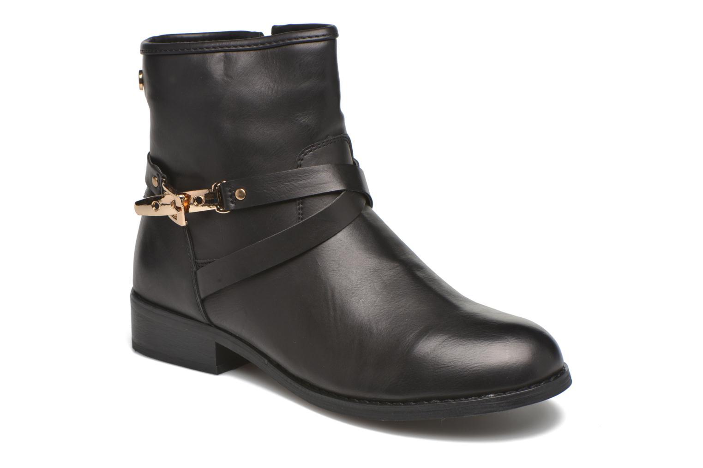 Bottines et boots Xti Snow-46149 Noir vue détail/paire