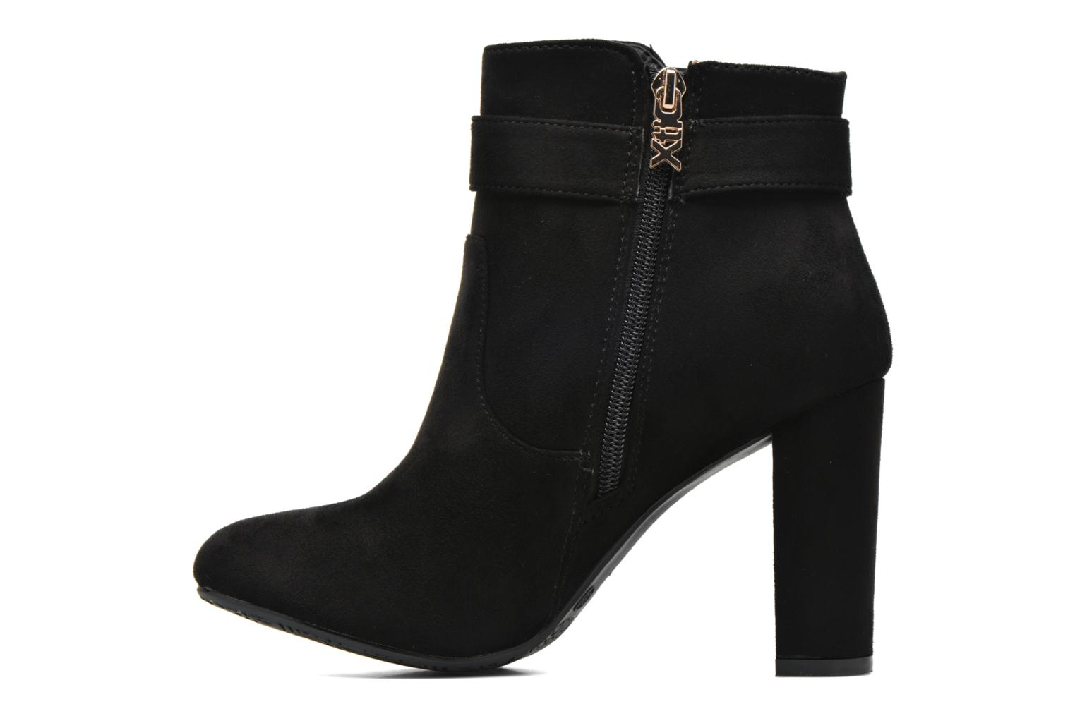 Ankle boots Xti Angie-30293 Black front view