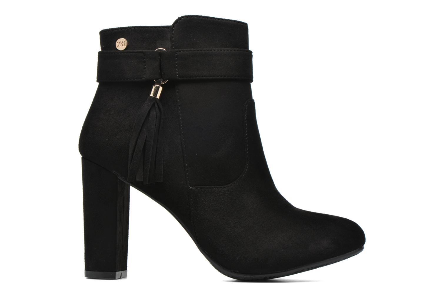 Ankle boots Xti Angie-30293 Black back view