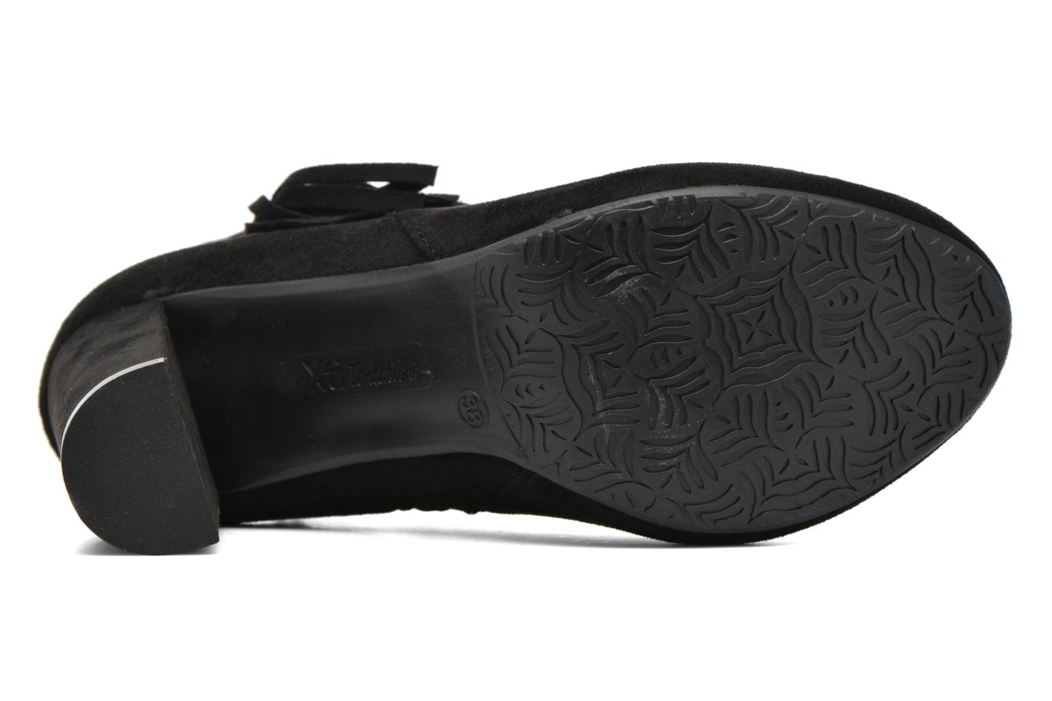Ankle boots Xti Angie-30293 Black view from above