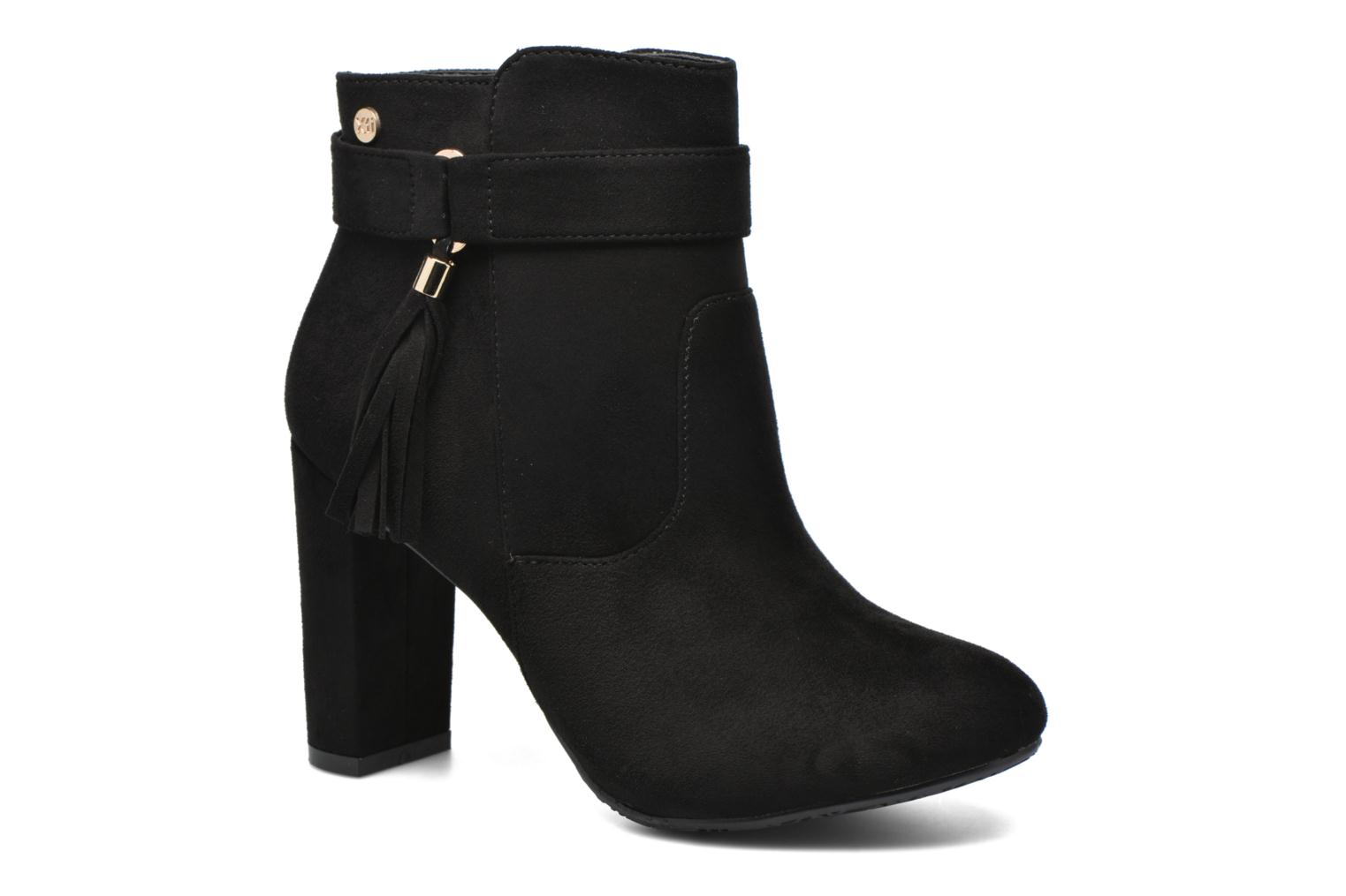 Ankle boots Xti Angie-30293 Black detailed view/ Pair view