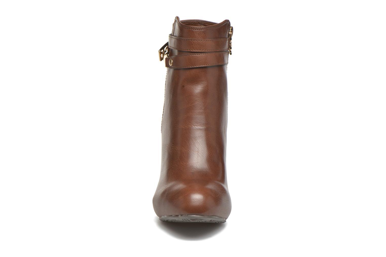 Bottines et boots Xti Lena-46017 Marron vue portées chaussures