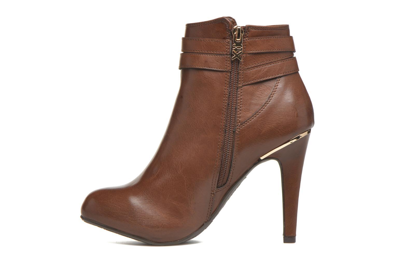 Bottines et boots Xti Lena-46017 Marron vue face