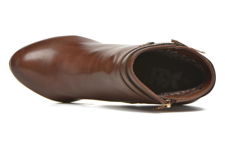 Bottines et boots Xti Lena-46017 Marron vue gauche