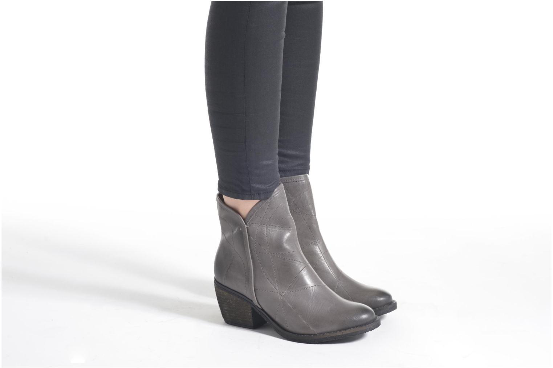 Boots en enkellaarsjes Dkode Lakym Grijs onder
