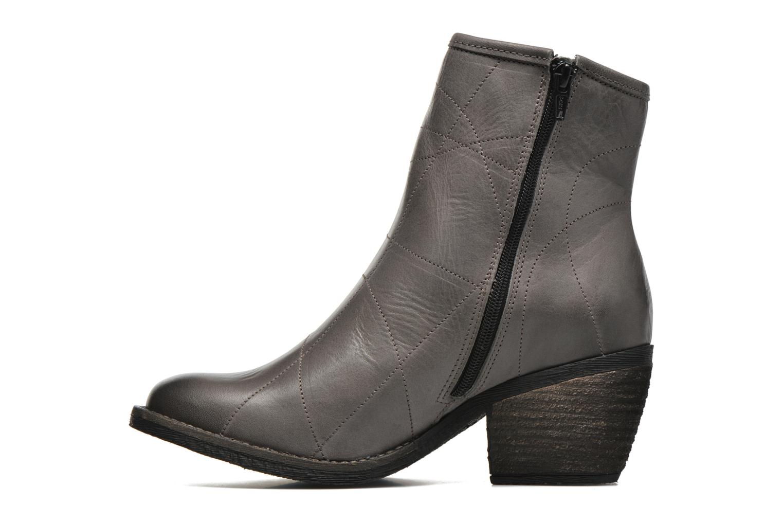 Boots en enkellaarsjes Dkode Lakym Grijs voorkant