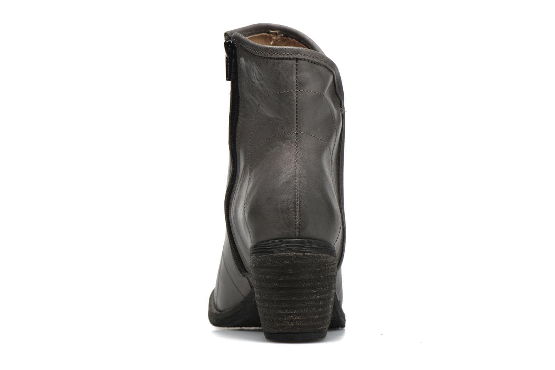 Boots en enkellaarsjes Dkode Lakym Grijs rechts