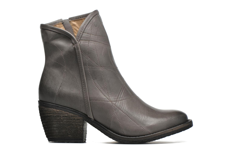 Boots en enkellaarsjes Dkode Lakym Grijs achterkant