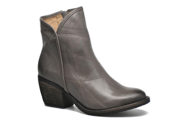 Boots en enkellaarsjes Dkode Lakym Grijs detail