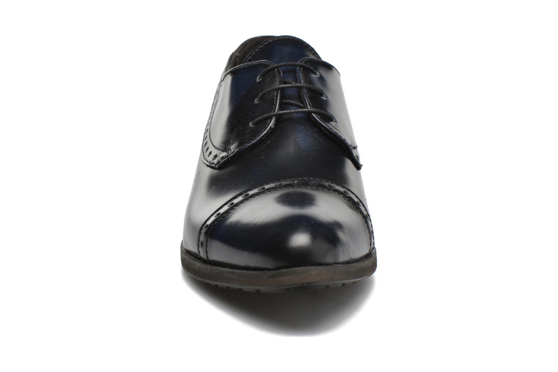 Chaussures à lacets Dkode Sally Bleu vue portées chaussures