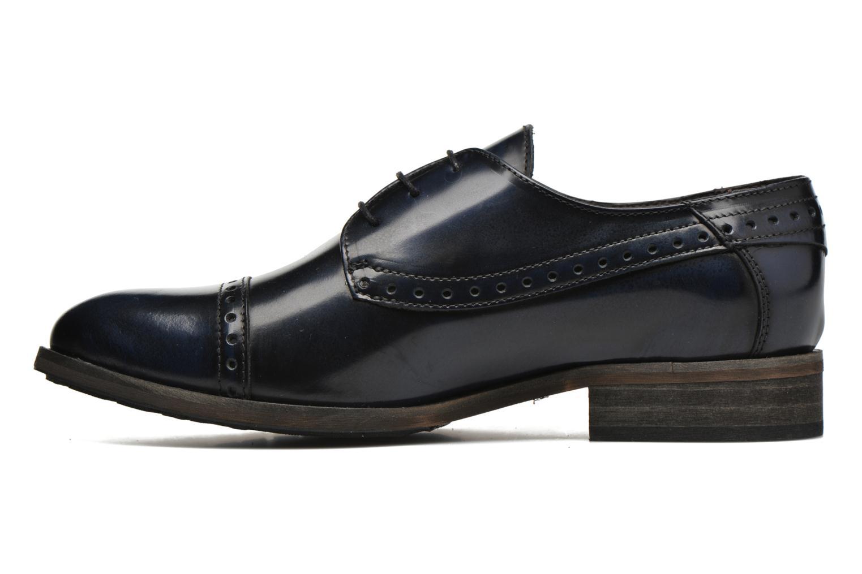 Chaussures à lacets Dkode Sally Bleu vue face