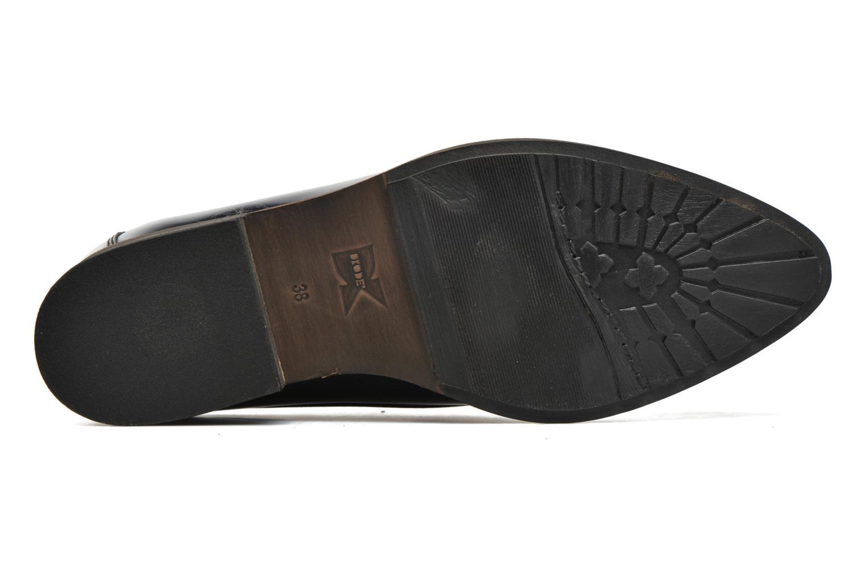 Chaussures à lacets Dkode Sally Bleu vue haut