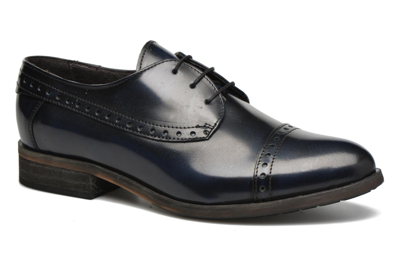 Chaussures à lacets Dkode Sally Bleu vue détail/paire